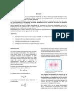 Informe Campo Electrico+