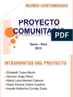 Proyecto Comunitario Exp