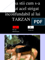 Strigatul Lui Tarzan
