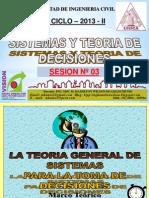 Clase 3 Teoria Decisiones 2013 -II
