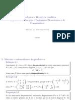 Algebralinear Teo Mec