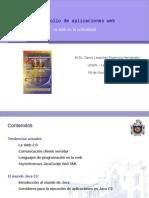 Tema 1. La Web en La Actualidad.