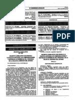 DL1153_2013 Ley Que Reconoce La Ley 28561 Del Tecnico Asistencial