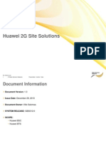 2G Huawei Site Solution.ppt