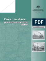 Cancer Incidence Study Preliminary Pages