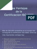 Venta Jas Certifica c i on i So 9000