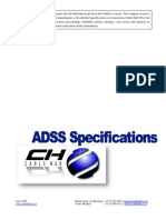 CH ADSS Specification 09-5