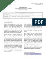 MINUTA 092013 desmunicipalizacion