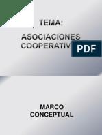 Presentacion asociaciones Cooperativas