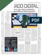Folha de Londrina - Entrevista com Advogado especialista em Direito Digital - Fernando Peres