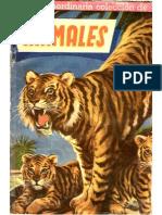 Album Animales. 1965