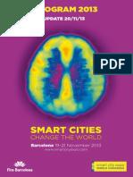 Programa Smart City BCN 2013
