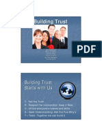 Buidling Trust