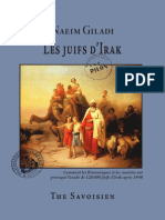 Giladi Naeim - Les Juifs d'Irak