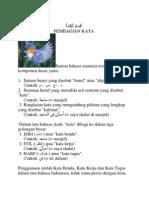 Pembagian Kalimat dalam bahasa arab.docx