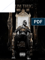 Digital Booklet - Boss Life