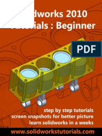 Solidworks Tutorial For Beginner