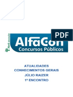 Alfacon Sergio Agente de Policia Civil Do Distrito Federal Pc Df Atualidades Julio Raizer 1o Enc 20130919084751