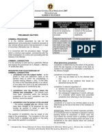 Criminal Procedure.printable