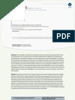 """""""La construcción del dato en pobreza"""", en Figueroa, Beatriz (coord.) El dato en cuestión. Un análisis de las cifras sociodemográficas, El Colegio de México (2008)."""