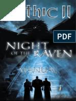 Gothic 2 NotR Manual
