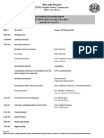 eppc salubungan workshop program