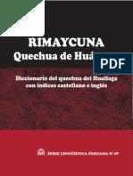 Diciionario Quechua