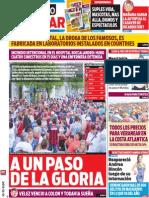 Tapa Diario Popular 01-12-2013