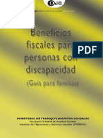 Anon - Beneficios Fiscales Para Personas Con Discapacidad