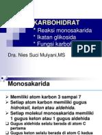 Karbohidrat II