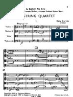 IMSLP18950-PMLP12559-Bart k - String Quartet No. 4 Score