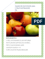 proyecto de bodega de frutas 1