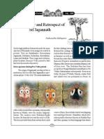 Iconography and Retrospect OfSri Jagannath PRABHU
