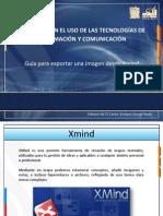 Guia Para Exportar Una Imagen de XMIND (MAPAS MENTALES)