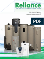 Reliance Product Catalog 2012