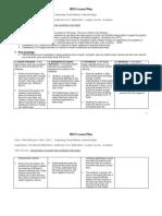 external microteaching lesson plan