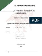 Caja de Corte Directo