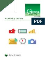 Iconos Pantalla Sony Ericsson
