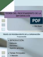 Teoría de Procesamiento de Información