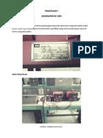1.1 Generator Dc Seri