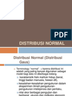 Distribusi Normal 1 (Kuliah)