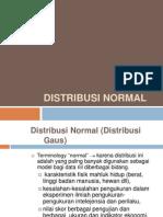 Distribusi Normal 1 (Kuliah)