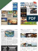 "Kuta Weekly-Edition 364 ""Bali's Premier Weekly Newspaper"""