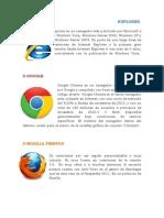 navegadores y buscadores