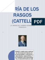 TEORÍA DE LOS RASGOS