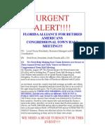 AFL-CIO Vigilante Email