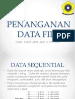 Penanganan Data File