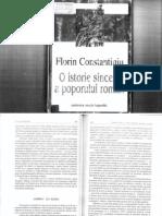 Florin Constantiniu- O Istorie Sincera a Poporului Roman