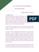 Globalizacion y Salud en El Peru Contemporaneo