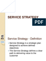 INT302 - Service Strategy